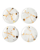Jonathan Adler 1948 Canape Plates, Set of 4