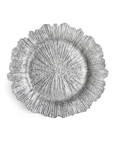 Reef Charger Plate