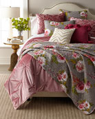 Design Source Lyla 3-Piece Queen Quilt Set