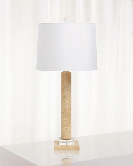 Port 68 Athens Natural Lamp