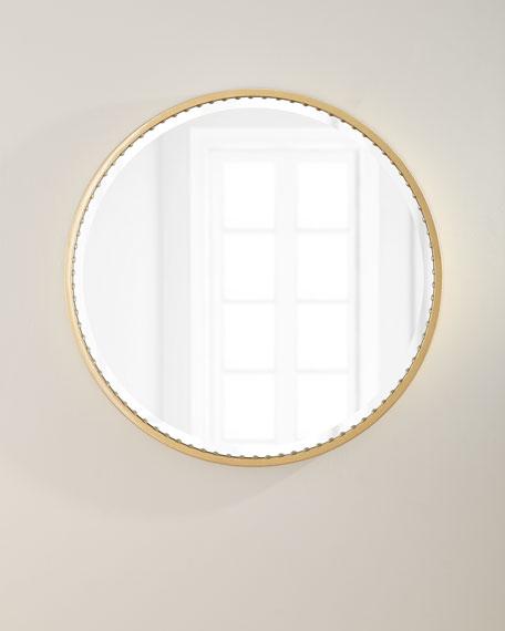 Oliver Nail Head Mirror