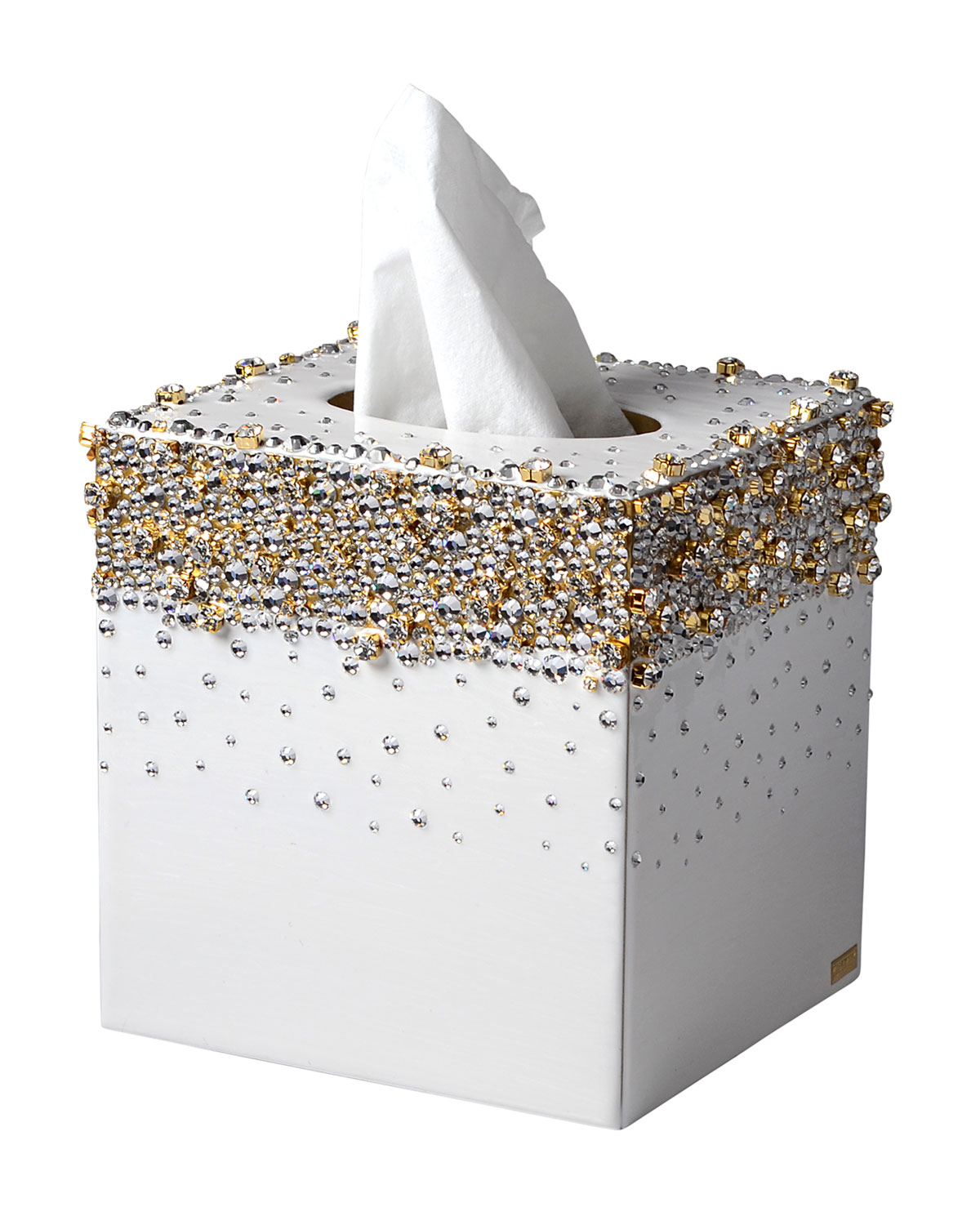 Mike & Ally DUCHESS BOUTIQUE TISSUE BOX COVER
