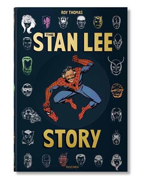 "Taschen ""The Stan Lee Story"" Book"