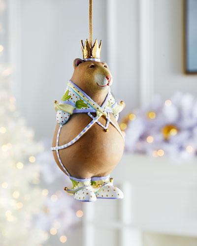 Albert Bear Ornament