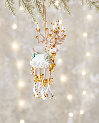 Moonbeam Donna Reindeer Ornament