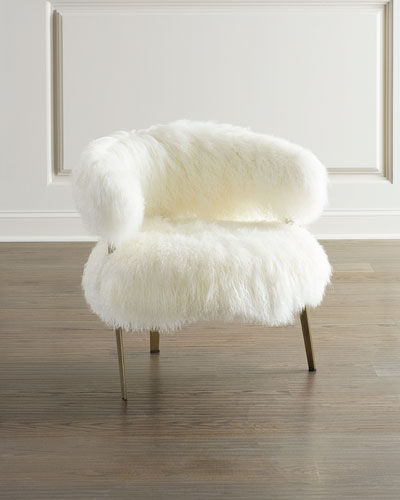 Darcy Sheepskin Chair