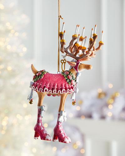 Dash Away Donna Reindeer Ornament