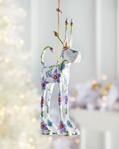 Grant Great Dane Ornament