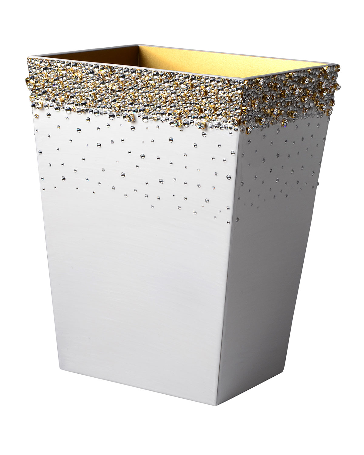 Mike & Ally DUCHESS WASTEBASKET AND LINER