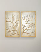 Branch Wall Decor, Set of 2