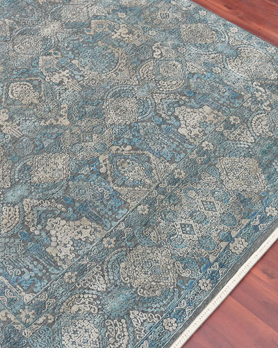 Lawrence Hand-Knotted Rug, 8' x 10'