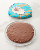 La Molina Milk Chocolate Gianduja & Hazelnut Cake