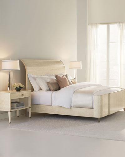 Keep Under Wraps Queen Bed