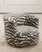 Haute House Diane Swivel Chair