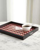 Barile Biagio Inlaid Wood Tray