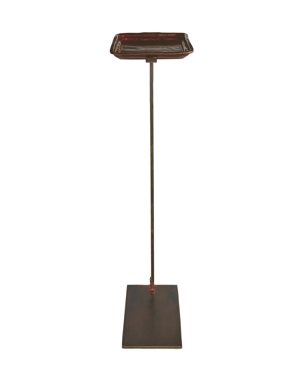 Jan Barboglio Furnitures MESITA CHAROLA SIDE TABLE