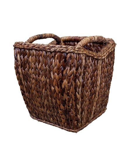 Mainly Baskets Sweater Weave Havana Vineyard Basket