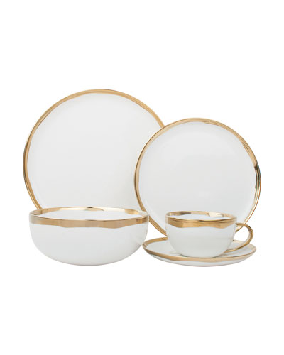 Dauville 20-Piece Dinnerware Set