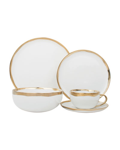 Dauville 5-Piece Place Setting