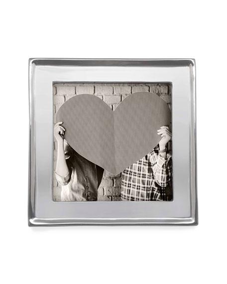 "Mariposa Signature Picture Frame, 4""Sq."