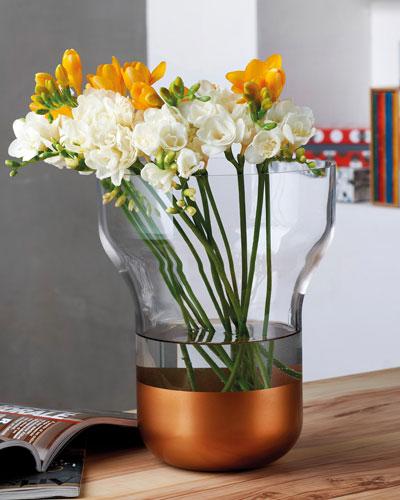 Contour Small Vase