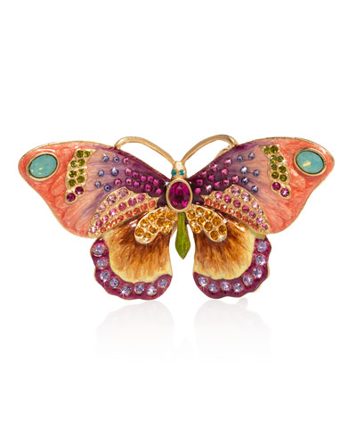 Small Butterfly Figurine