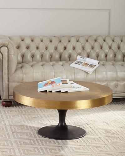 Daryl Round Coffee Table