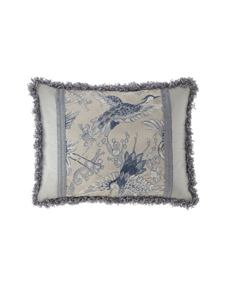 Dian Austin Couture Home Birds of a Feather Pieced Standard Sham