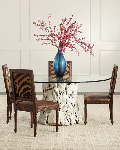 Weatherby Dining Table, 66