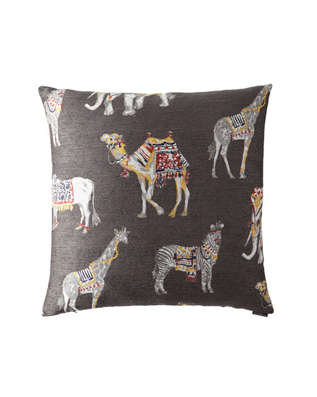 D.V. Kap Home Animal Show Pillow