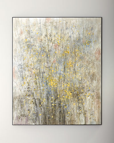 Oil Painting Canvas Decor | Neiman Marcus