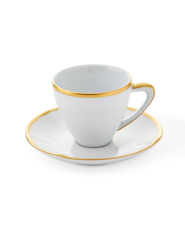 Anna Weatherley SIMPLY ELEGANT TEA CUP & SAUCER