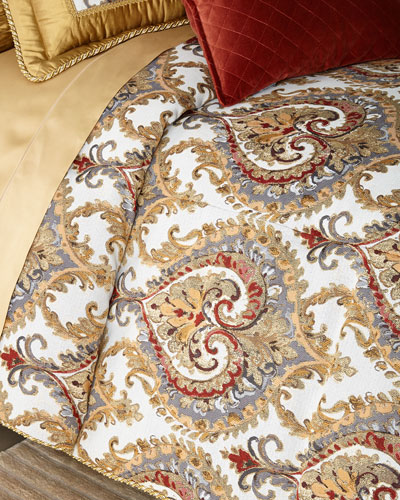 Ainsley 3-Piece Queen Comforter Set