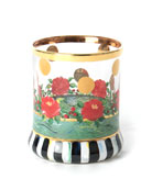MacKenzie-Childs Heirloom Tumbler