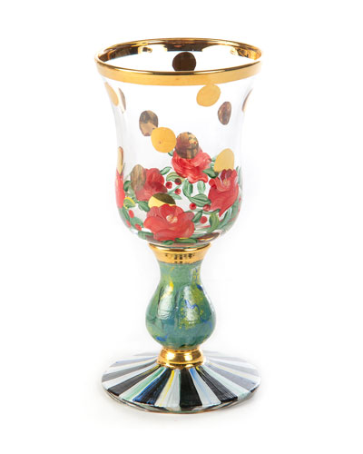 Heirloom Cordial Glass