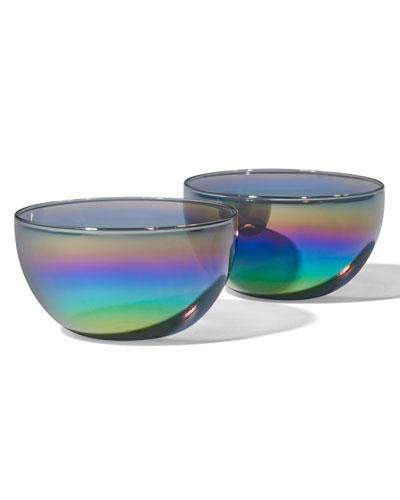 Shimmer Bowls, Set of 2