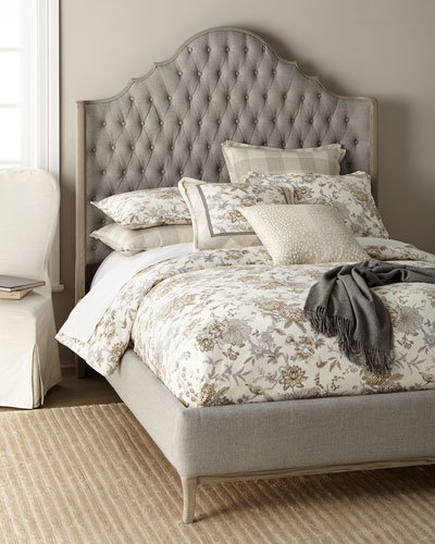 Melody Tufted Queen Bed