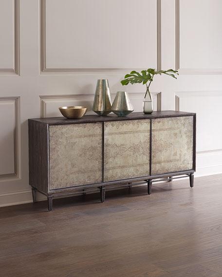 Hooker Furniture Rosella Eglomise Console
