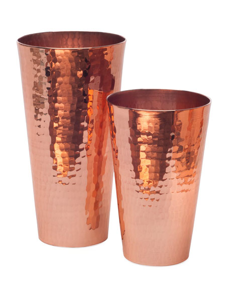 Sertodo Copper Maraka Boston Shaker Set