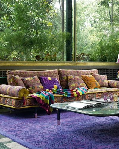Woodstock Four-Seater Sofa