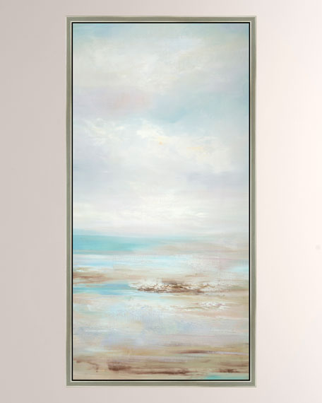 """Taking Half My Day II"" Giclee Canvas Art"