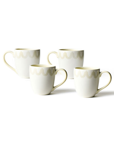 Arabesque Trim Mug
