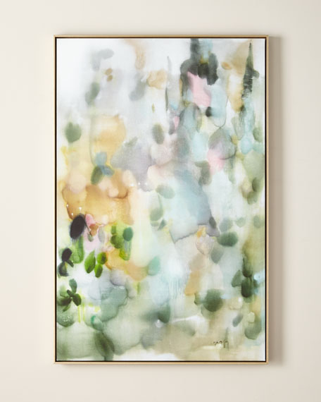 """John-Richard Collection """"Le Jardin des Mysteres II"""" Giclee Art by Melissa Griffith"""