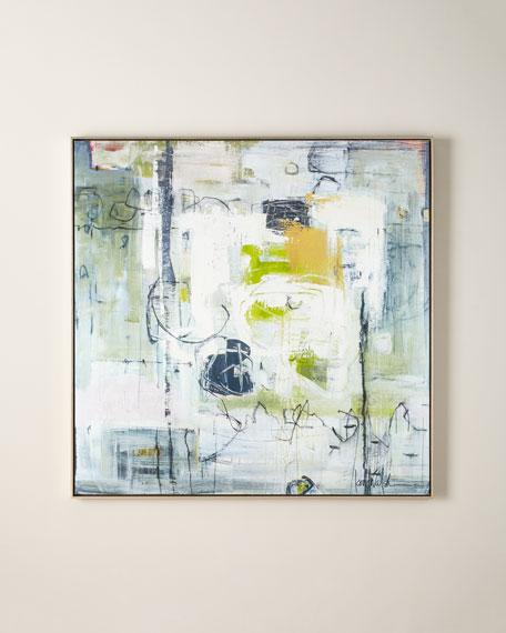 "John-Richard Collection ""Verdant"" Giclee Canvas Art by Kent Walsh"