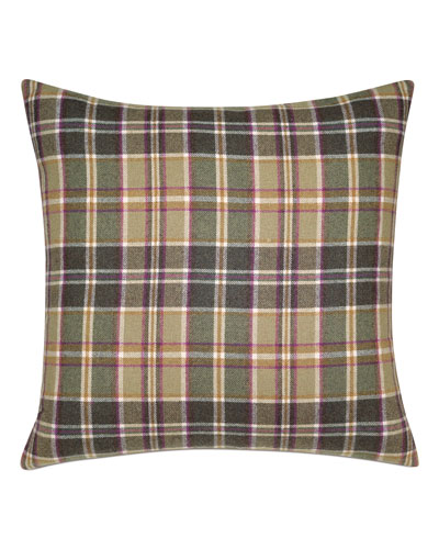 Elgin Olive Decorative Pillow
