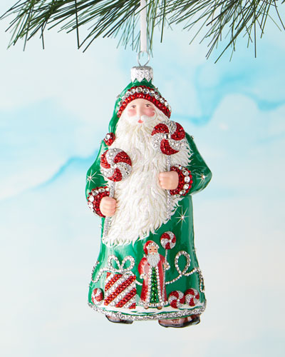 Minted Ornament
