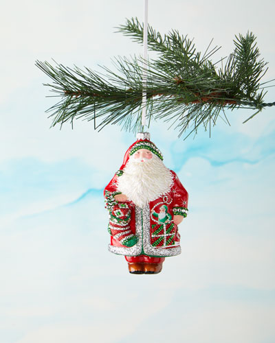 Henderson Claus Ornament