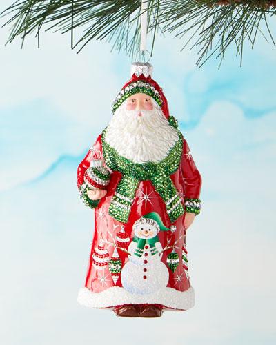Snow and Magic Ornament