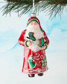 Patricia Breen Joyeux Noel Colin Ornament