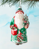 Patricia Breen Christmas in the Clearing Ornament